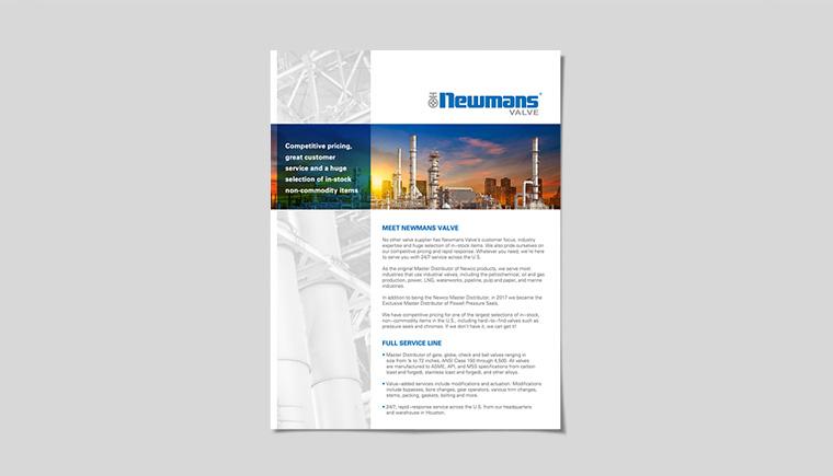 Newmans Valve Information Sheet